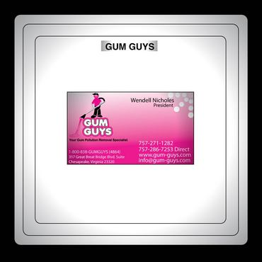 Gum Guys Business Cards and Stationery  Draft # 303 by saimdesigner
