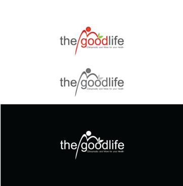 The Good Life A Logo, Monogram, or Icon  Draft # 47 by InventiveStylus
