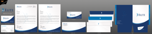 Elite Weight Management MD Business Cards and Stationery  Draft # 294 by einsanimation