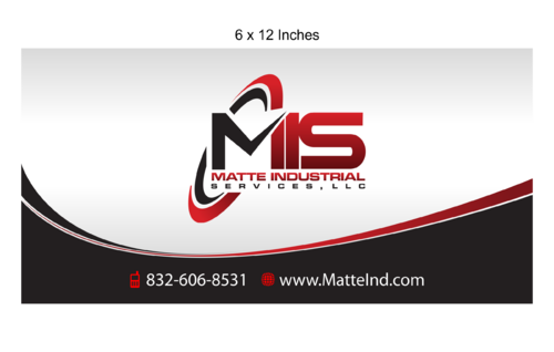 Matte Industrial Services, LLC Marketing collateral  Draft # 1 by Kaiza