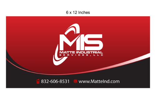 Matte Industrial Services, LLC Marketing collateral  Draft # 2 by Kaiza