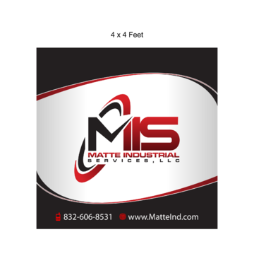 Matte Industrial Services, LLC Marketing collateral  Draft # 5 by Kaiza