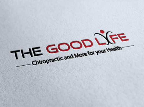 The Good Life A Logo, Monogram, or Icon  Draft # 60 by WORlD