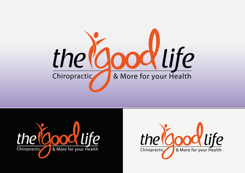 The Good Life A Logo, Monogram, or Icon  Draft # 62 by TheTanveer