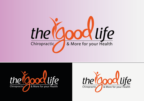 The Good Life A Logo, Monogram, or Icon  Draft # 64 by TheTanveer