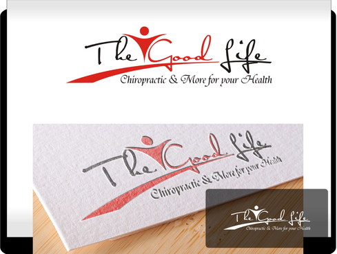 The Good Life A Logo, Monogram, or Icon  Draft # 74 by irdiya