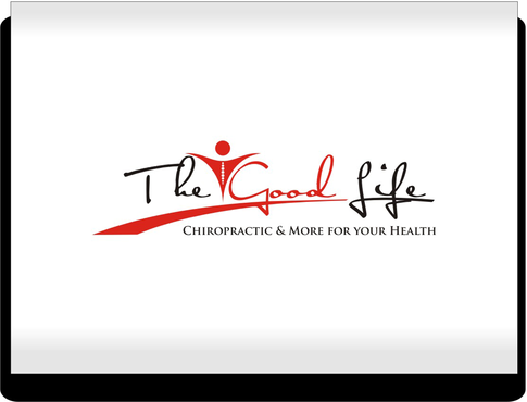 The Good Life A Logo, Monogram, or Icon  Draft # 76 by irdiya