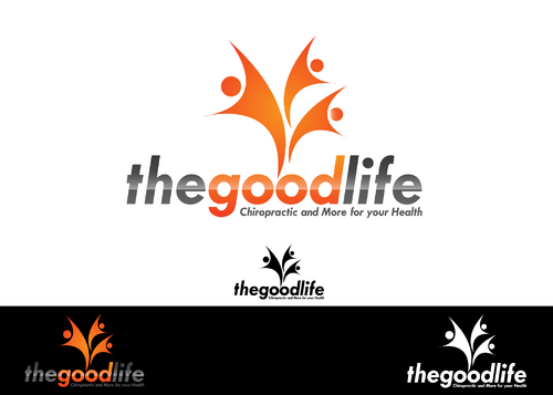 The Good Life A Logo, Monogram, or Icon  Draft # 77 by joeyArts