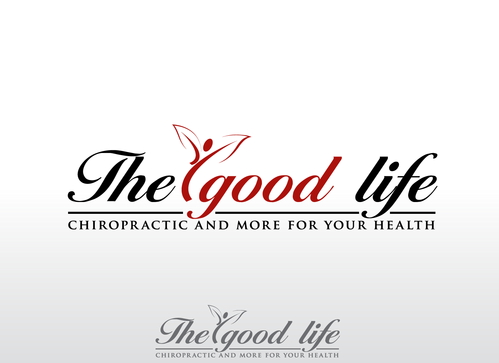 The Good Life A Logo, Monogram, or Icon  Draft # 93 by beautylogos