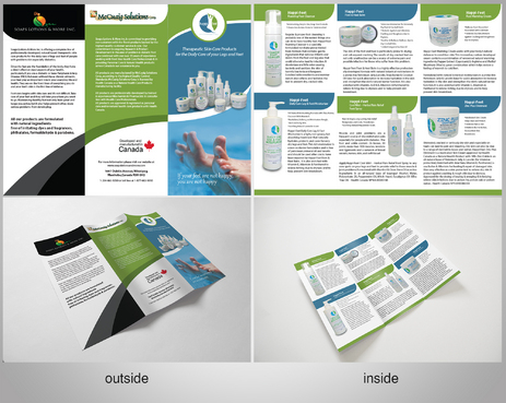 Happi-Feet Product Brochure Marketing collateral  Draft # 5 by sikamcoy222