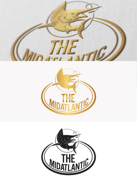 The MidAtlantic A Logo, Monogram, or Icon  Draft # 186 by soomroproduction