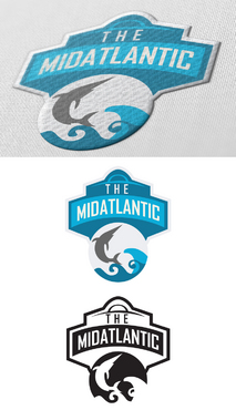 The MidAtlantic A Logo, Monogram, or Icon  Draft # 187 by soomroproduction