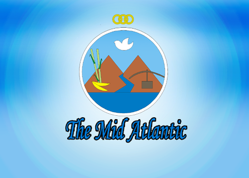 The MidAtlantic A Logo, Monogram, or Icon  Draft # 194 by javednajam