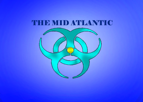The MidAtlantic A Logo, Monogram, or Icon  Draft # 195 by javednajam