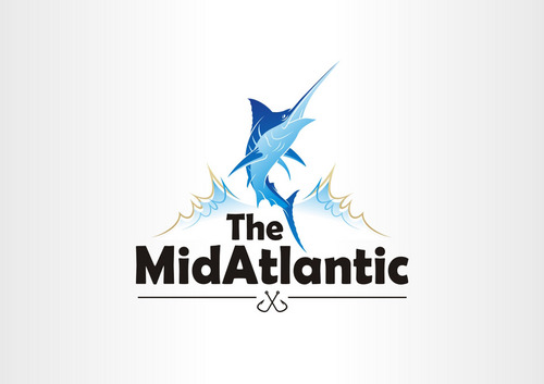 The MidAtlantic A Logo, Monogram, or Icon  Draft # 197 by yellowmortar