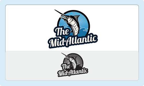 The MidAtlantic A Logo, Monogram, or Icon  Draft # 201 by soomroproduction