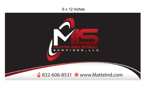 Matte Industrial Services, LLC Marketing collateral  Draft # 12 by Kaiza