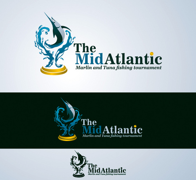 The MidAtlantic A Logo, Monogram, or Icon  Draft # 204 by sergiulazin