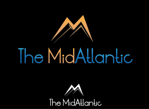 The MidAtlantic A Logo, Monogram, or Icon  Draft # 206 by drdre