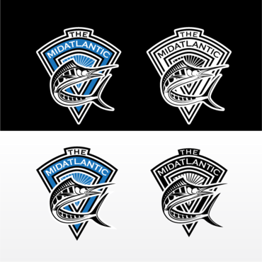 The MidAtlantic A Logo, Monogram, or Icon  Draft # 210 by edged