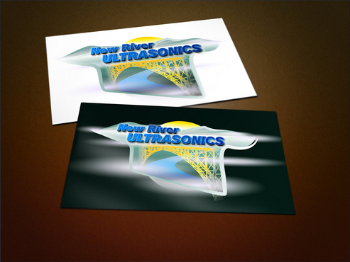 New River Ultrasonics Business Cards and Stationery  Draft # 2 by LightStream