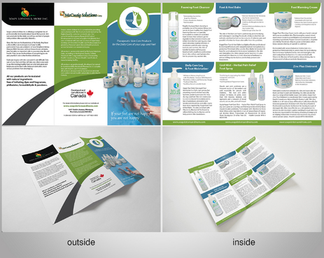 Happi-Feet Product Brochure Marketing collateral  Draft # 21 by sikamcoy222