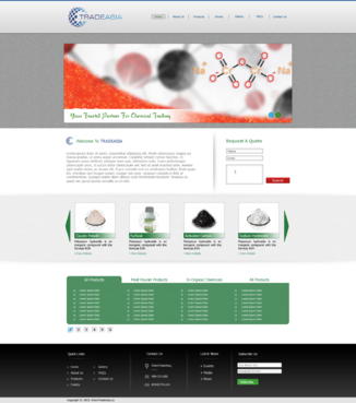 www.chemtradeasia.com Web Design  Draft # 33 by xclusivedesigns