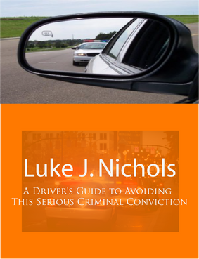 A Driver's Guide to Avoiding This Serious Criminal Conviction Marketing collateral  Draft # 23 by JohnAlber