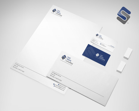 Curt Stacey Consulting, An Information Technology Services Company Business Cards and Stationery  Draft # 148 by sevensky