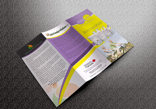 Deri-Care Brochure Marketing collateral  Draft # 20 by asifwarsi