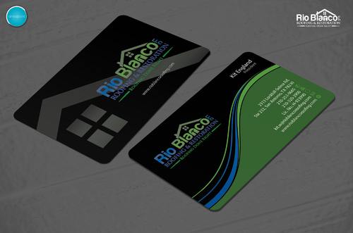 Design for business card and stationary