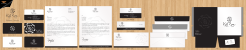 Kali Rose Boutique Business Cards and Stationery  Draft # 193 by einsanimation