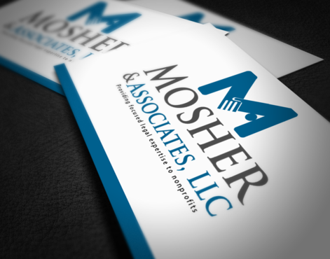 Mosher & Associates, LLC A Logo, Monogram, or Icon  Draft # 154 by US360