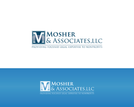 Mosher & Associates, LLC A Logo, Monogram, or Icon  Draft # 165 by uniquelogo