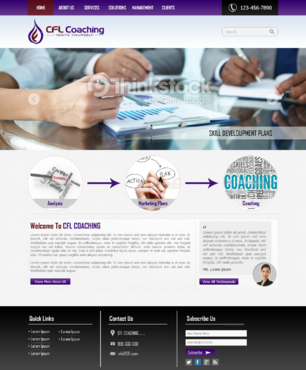 Ignite Yourself Complete Web Design Solution  Draft # 32 by xclusivedesigns