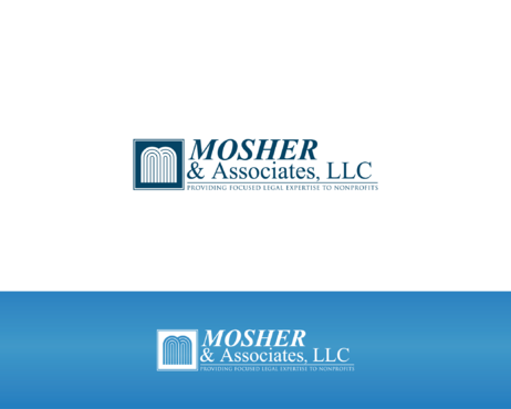 Mosher & Associates, LLC A Logo, Monogram, or Icon  Draft # 250 by uniquelogo