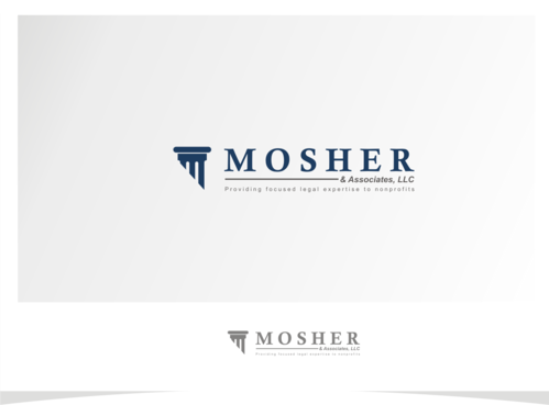 Mosher & Associates, LLC A Logo, Monogram, or Icon  Draft # 258 by agungdesgraf