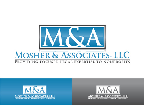 Mosher & Associates, LLC A Logo, Monogram, or Icon  Draft # 260 by kanwel