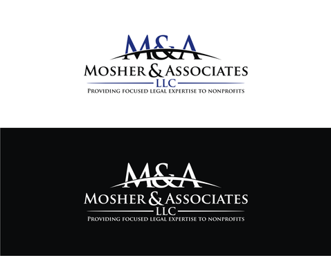 Mosher & Associates, LLC A Logo, Monogram, or Icon  Draft # 270 by pisca