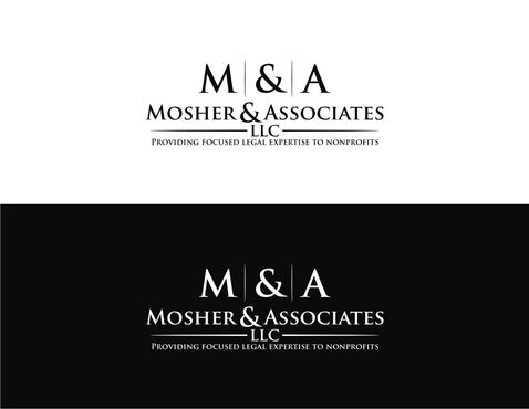 Mosher & Associates, LLC A Logo, Monogram, or Icon  Draft # 272 by pisca