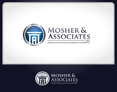 Mosher & Associates, LLC A Logo, Monogram, or Icon  Draft # 317 by lovatodesign
