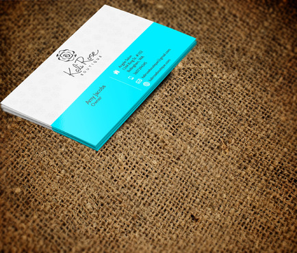 Kali Rose Boutique Business Cards and Stationery  Draft # 207 by jehadhd