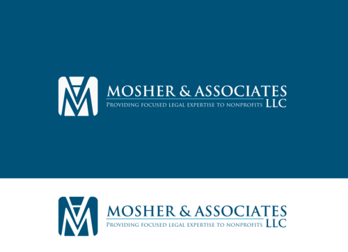 Mosher & Associates, LLC A Logo, Monogram, or Icon  Draft # 345 by Miroslav