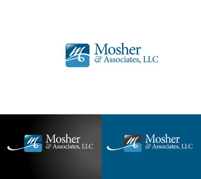 Mosher & Associates, LLC A Logo, Monogram, or Icon  Draft # 362 by rooster