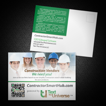 ContractorSmartHub.com Marketing collateral  Draft # 41 by monski