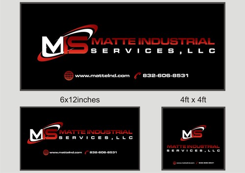 Matte Industrial Services, LLC Marketing collateral  Draft # 35 by domerouz