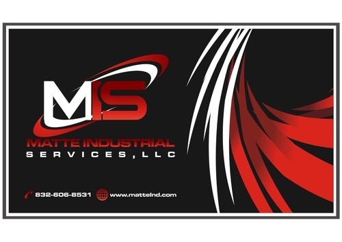 Matte Industrial Services, LLC Marketing collateral  Draft # 36 by domerouz