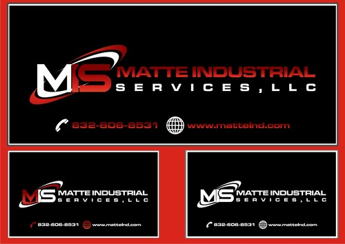 Matte Industrial Services, LLC Marketing collateral  Draft # 37 by domerouz