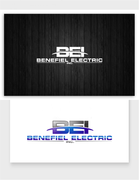 Benefiel Electric, Inc. A Logo, Monogram, or Icon  Draft # 339 by asuedan