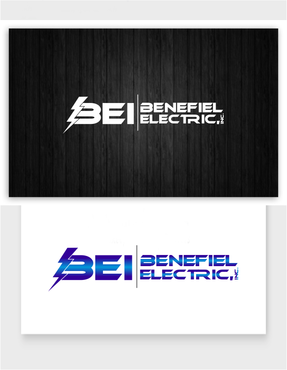 Benefiel Electric, Inc. A Logo, Monogram, or Icon  Draft # 340 by asuedan
